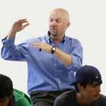 Ted teaching Buddhism for Website