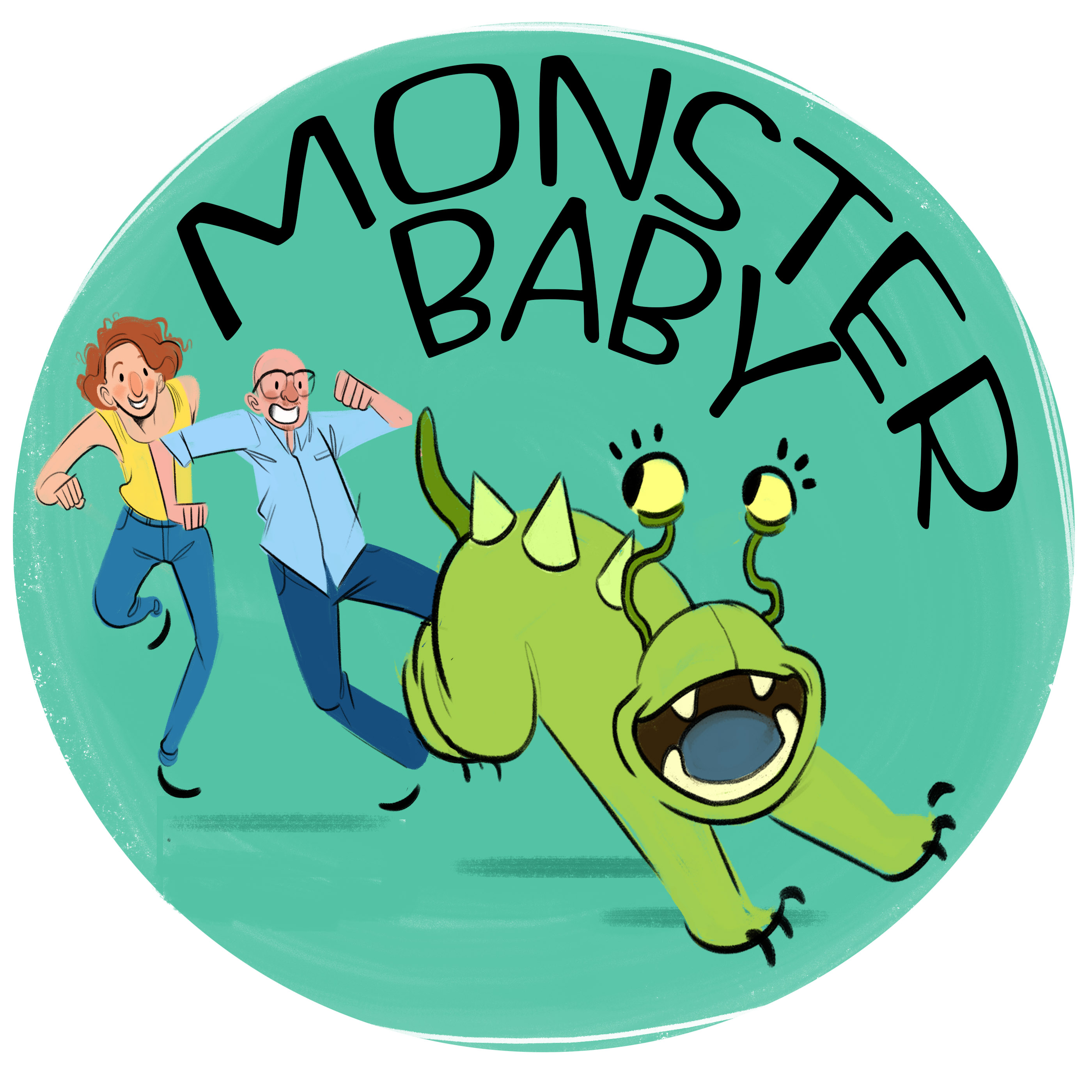 Monster Baby: A Curious Romp Through the Worlds of Mindfulness and Improvisation